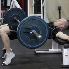 Glutes exercises. Barbell Hip Thrust is just one of several exercises shown on this bodybuilding.com site for developing the glutes.