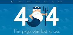 Most Creative 404 error pages