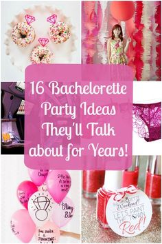 16 Bachelorette Party Ideas They'll Talk about for Years!