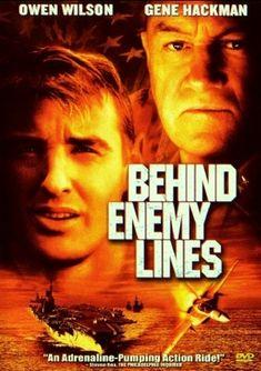Behind Enemy Lines (2001) movie #poster, #tshirt, #mousepad, #movieposters2