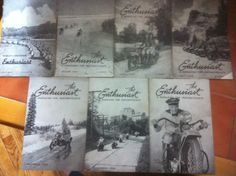 Harley Davidson - The Enthusiast 1938, Collectibles