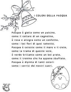 Poesia pasqua benedetta di bernardini schede for Poesia di pasqua per bambini