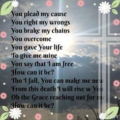 How can it be by lauren daigle quotes pinterest