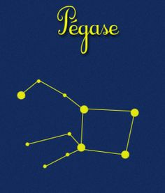 constellation de pegase