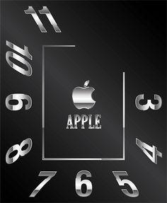 Apple 6, Apple Logo, Superman Wallpaper, Apple Watch Faces, Still Image, Smart Watch, Converse, Behance, Watches