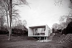 AABE - Atelier d'architecture Bruno Erpicum & partners - Project - Genets 3