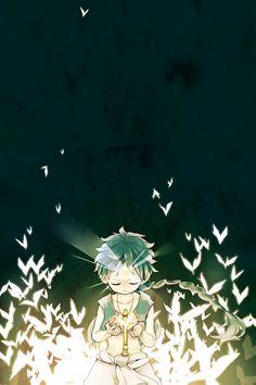 MAGI: The Labyrinth of Magic,