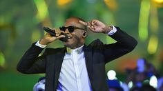 Taio Cruz performs during the Closing CeremonyLondon-born Taio Cruz is a BRIT Award-winning singer-songwriter. Here he sings 'Dynamite' from 2010.