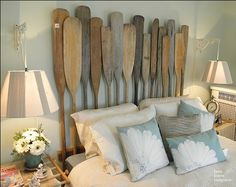 awesome different headboard ideas by http://brockdesigns.com/2012/01/12/diy-creating-handsome-headboards/