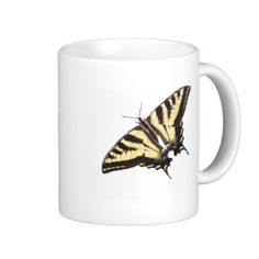 Tiger Swallowtail Mugs