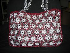 Pull tab purse - definately my next big project