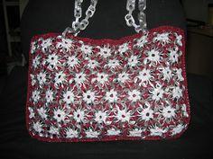 Pull tab purse - definately my next big project