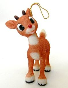Amazon.com - Rudolph the Red Nosed Reindeer Island of Misfit Foys Collectible Ornament 1999