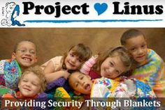 Project Linus Service project making blankets for sick kids. Service Projects For Kids, Community Service Projects, Service Ideas, Girl Scout Troop, Girl Scouts, Quilting Projects, Sewing Projects, Sewing Crafts, No Sew Fleece Blanket
