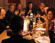 Tips on being a good host and guest: http://attireclub.org/2013/12/10/tips-good-host-guest/ #parties #hosting #guests #dinnerparty #table #gettogether #meeting #dinner #food #entertaining #style #attireclub