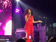 Diana Ross performs at the 'Keep the Promise' 2019 World AIDS Day Concert Presented by AIDS Healthcare Foundation in Dallas, Texas on Friday November 29, 2019