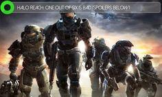 Halo Reach: One out of Six Is Bad (Spoilers Below)   Joshua Hartnett - novoGamer.com