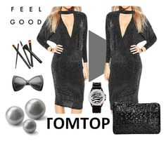 """TOMTOP 1"" by christine-792 ❤ liked on Polyvore featuring moda, tomtop, tomtopstyle y trendytweed"