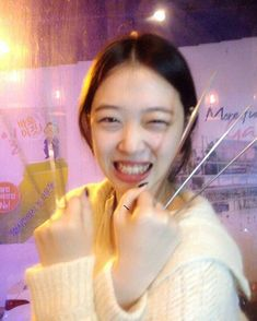 Sulli Choi, Choi Jin, My Muse, Kinds Of People, Reborn, Pretty Girls, Peach, Let It Be, Beauty