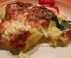 Πατάτες στο φούρνο -το κάτι άλλο σε γεύση !!!