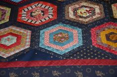 Sew'n Wild Oaks Quilting Blog: Grammy Squares Quilt is Together