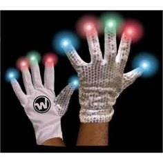 There might be no better occasion to wear our imprinted Glitter Light Up Glove than NYE! Seriously, we know you are digging these gloves.