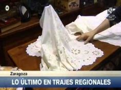 Tendencias en indumentaria tradicional aragonesa Regional, Lace Wedding, Wedding Dresses, Google, Youtube, Ideas, Fashion, Folklore, Shandy