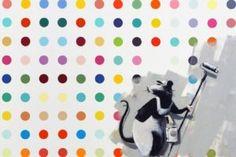 banksy-rat-dots-graffiti-plain-wall-murals