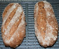 Uit de keuken van Levine: Spelt-notenbrood