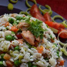 Sajtos rakott pulykamell - Keva Blog Bacon, Dishes, Chicken, Meat, Food, Plate, Essen, Utensils, Yemek