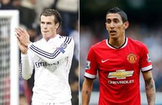 Madrid to offer Man United sensational Bale for Di Maria swap deal