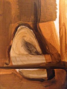 """""""Vernacular of Space"""" acrylic on canvas (9""""x12"""") from The Beginner's Mind Series, 2015 www.justgeorgia.ca Original Art For Sale, Antelope Canyon, Space, Canvas, Nature, Painting, Floor Space, Tela, Painting Art"""