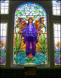 goddess glass vignette