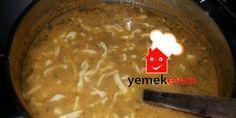 Kesme çorbası tarifi | Yemek Tarifleri