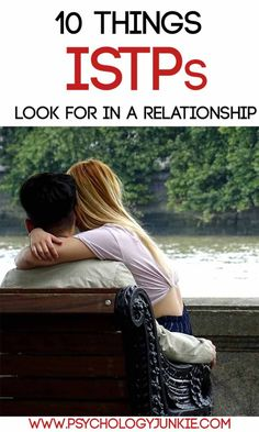 Istp relationships - 10 Things ISTPs Look for in a Relationship – Istp relationships Isfp Relationships, Relationship Psychology, Relationship Posts, Relationship Problems, Relationship Questions, Psychology Facts, Istp Personality, Personality Disorder