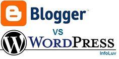 Blogger VS WordPress What is Better?
