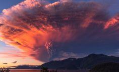 Volcano Calbuco Eruption in Timelapse - Martin Heck, Chili April 22 2015.