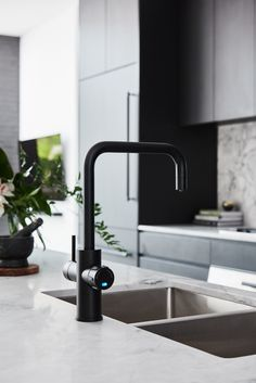 Painted bathroom fixtures & shower partition – Addicted 2 Decorating® Alisa and Lysandra Albert Park CC Lisa Cohen Zip Faucet Kitchen Modern sink design ulta Hayden Fixture Set
