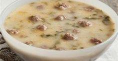 Karatay Yemekleri: Topçata Çorbası