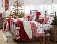 Bringing the Magic of the Holidays to your Kids' Bedroom