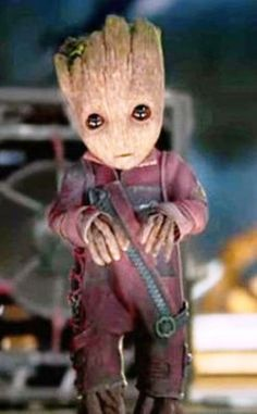 Guardians of the Galaxy Vol 2 Baby Groot Jacket