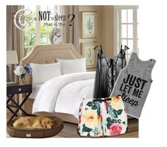 """""""To sleep"""" by maruko-1 ❤ liked on Polyvore featuring Agent Provocateur and Pacific Coast"""