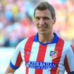 The Croatian international only moved to the Vicente Calderon in July and though he hasn't been an instant hit it would be something of a surprise if Diego Simeone would consider selling the former Bayern Munich man quite so soon.