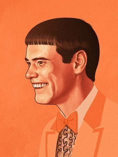 Celebrity Portrait Illustrations by Mike Mitchell