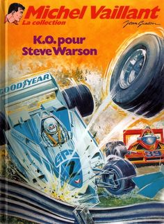 Michel Vaillant - La Collection (Cobra) K. Grand Prix, Comic Art, Comic Books, Comic Drawing, Album, Comic Strips, Kos, Racing, Comics