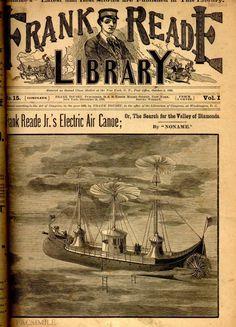 Frank Reade Library No.15