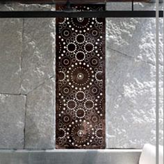 Aslyiam - Screens - Laser Cut Screens - Watergarden Warehouse Perth