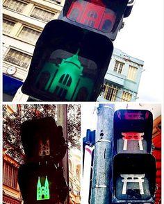 Semaforos temáticos de São Paulo   Semaphores theme of São Paulo #SemaforosDeSP #PorAíEmSP #CentroDeSP #SP #BairroLiberdade #PraçaDaSé #MuseuDoIpiranga #Brazil #MyBrazil #paolladetails #TravelToBrazil #VisitBrazil #TravelOften #TravelALot #Wanderlust #Viagem #BucketList #SomewhereInBrazil #view #discover #discoverbrazil #EuVejoSP #bestintravel #bestintravallers #doyoutravel #traveldeeper #instatravel #picoftheday #photooftheday