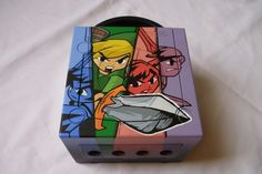 Nintendo gamecube custom LOZ.