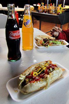 050-365-2013 Hotdog de Hermosillo, Sonora